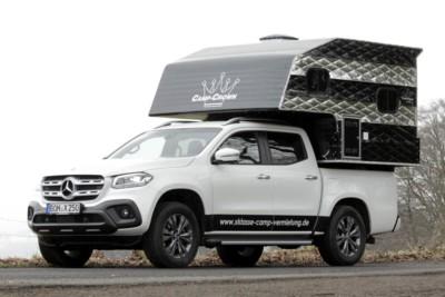 Camp-Crown Retreat Basic Wohnkabine